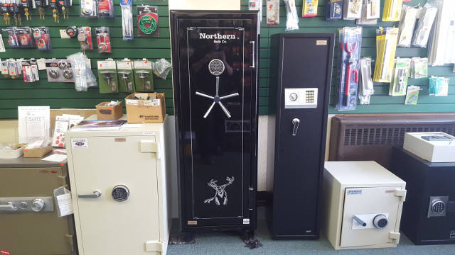 different kinds of safes