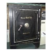 Antique Cary Safe