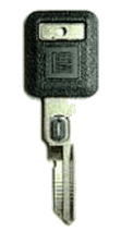 GM VATS key with resistor chip - single-sided